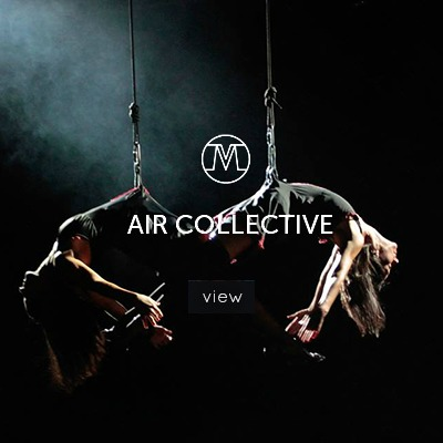 VoxMagna agency, air collective, performance, acts, events, entertainment, technological artists, harness dance, tango dance, digital artists, amazing performance, corporate act
