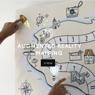VoxMagna Agency, AR mapping, augmented reality mapping, mapping, artists, Mariana Rinaldi, events, installations, interactive, marketing