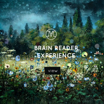 VoxMagna Agency, brain reader, artists, installations, new media, interactive, audience interactive, technological artists, new media artists, events, innovation, shows, Mariana Rinaldi, graphics, neurological installation, emotions reader, art