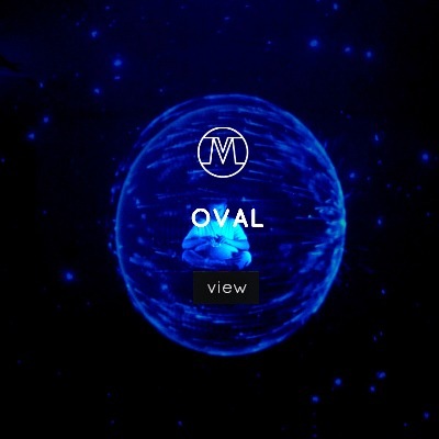 VoxMagna Agency, Oval, technological arts, artists, events, activations, stage performances, immersive, Mariana Rinaldi, handpan, music, graphics, activations