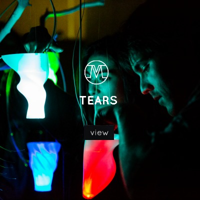 VoxMagna Agency, Tears Installation, interactive installation, events, marketing, activations, light installation, led installation, interactive, Mariana Rinaldi, technological, new media artists
