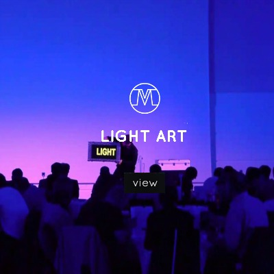 VoxMagna Agency, Light Art, new media artists, technological art, events, interactive shows