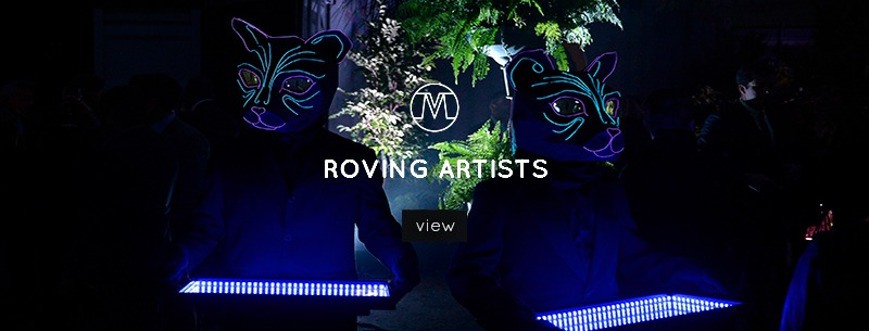 Roving Artists VoxMagna Entertainment
