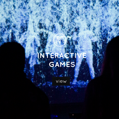 VoxMagna Agency, Interactive games, Mariana Rinaldi, artists, technological arts, new media, digital games, interactive, audience, events, installations, sensor games