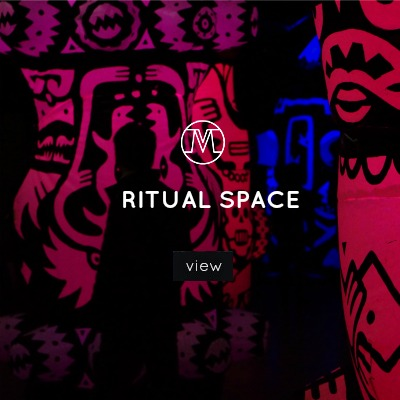 VoxMagna Agency, Ritual Space, Interactive installation, installation, sound and light installation, sound artwork, new media, artists, events, technological arts